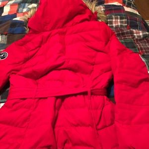 Abercrombie & Fitch Jackets & Coats - Abercrombie & Fitch winter Puffer Jacket